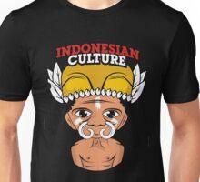 Indonesian Culture Unisex T-Shirt