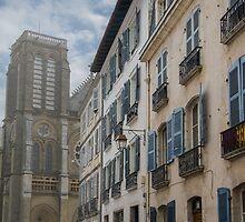 Streets of Bayonne by MarioGuti