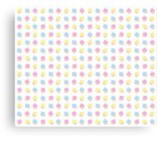 Pastel Cupcakes Canvas Print