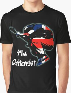 The Guitarist Graphic T-Shirt