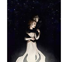 The Light and The Dark Photographic Print