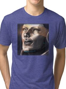 That was a joke Tri-blend T-Shirt