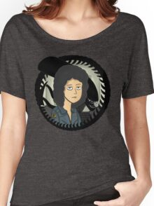 Ripley, signing off Women's Relaxed Fit T-Shirt