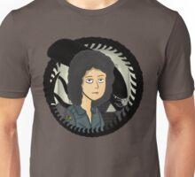 Ripley, signing off Unisex T-Shirt