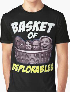 Basket Of Deplorables Graphic T-Shirt