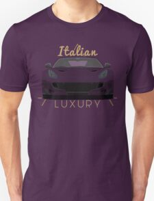 Italian luxury Unisex T-Shirt