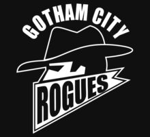 Gotham City Rogues by bentoz