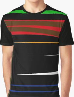 Decorative line abstraction Graphic T-Shirt