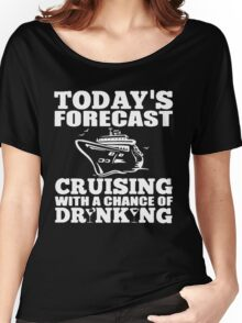 Forecast Cruising Shirt Women's Relaxed Fit T-Shirt