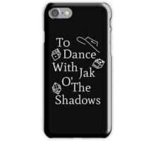 Mat Cauthon Jak o' the Shadows iPhone Case/Skin