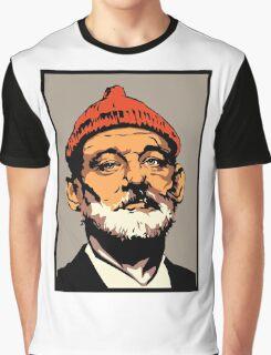Bill Murray Graphic T-Shirt