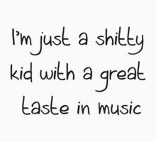 shitty kid 1 by Rockmydillon
