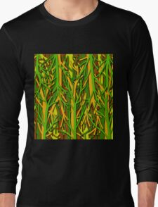 Upside-down forest  Long Sleeve T-Shirt