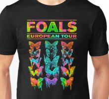 Foals European tour Unisex T-Shirt