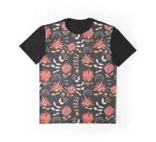 Wild Foliage Graphic T-Shirt