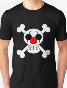 Buggy The Clown Jolly Roger Unisex T-Shirt
