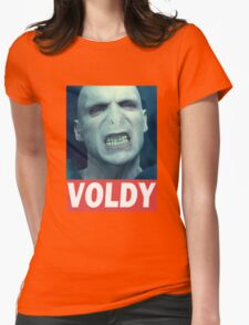 voldy Womens Fitted T-Shirt