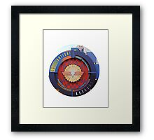 Walt Disney World Framed Print