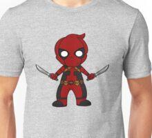 Deadpool Chibi Unisex T-Shirt