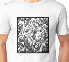 one_man_punch_explosion Unisex T-Shirt