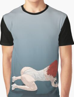 Lost contact lens Graphic T-Shirt
