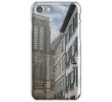 Streets of Bayonne iPhone Case/Skin