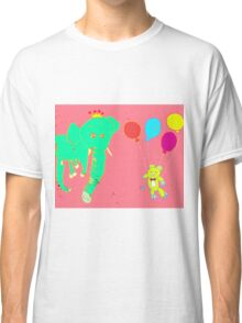 Life's a Party, Invite Yourself Classic T-Shirt