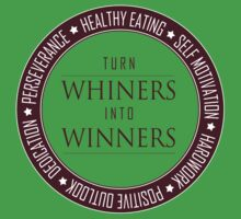 Turn Whiners Into Winners Baby Tee