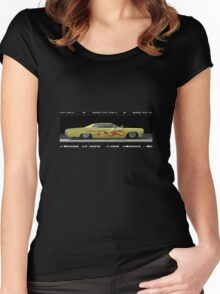 Chevy Women's Fitted Scoop T-Shirt