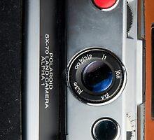 Polaroid SX-70 by VanOostrum
