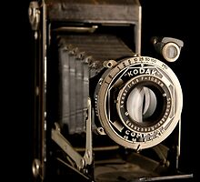Old Kodak camera by M. van Oostrum