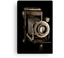 Old Kodak camera Canvas Print