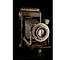 Old Kodak camera Photographic Print