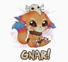 GNAR chibi - League of Legends Kids Clothes