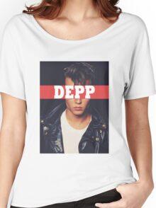 DEPP Women's Relaxed Fit T-Shirt