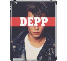 DEPP iPad Case/Skin
