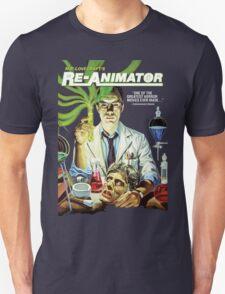 Re-Animator Poster Unisex T-Shirt