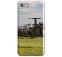 Alouette V-54 iPhone Case/Skin