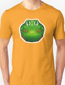 Chubby Little Tree Frog Unisex T-Shirt