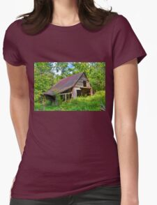 Russel Farm Womens Fitted T-Shirt