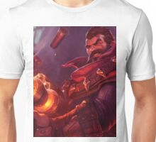 Graves-League of Legends Unisex T-Shirt