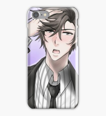 Jumin Han - Mystic Messenger iPhone Case/Skin