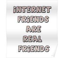 internet friends 3 Poster