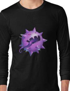 Haunted Pokeball - Pokemon rendition Long Sleeve T-Shirt