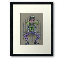 Joker Jack! Framed Print