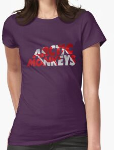Arctic Monkeys - Canada Womens Fitted T-Shirt