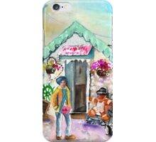 Icecream Shop In Ireland iPhone Case/Skin