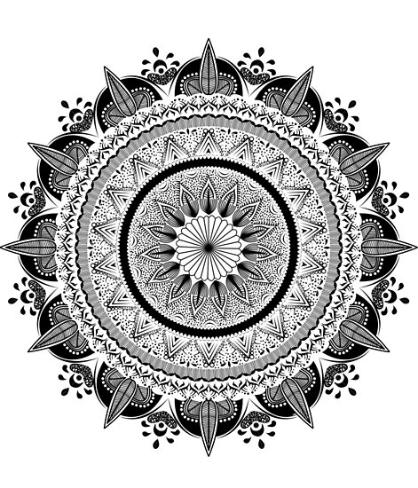 Zen Circle by papabuju