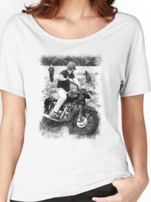 The Great Escape Women's Relaxed Fit T-Shirt