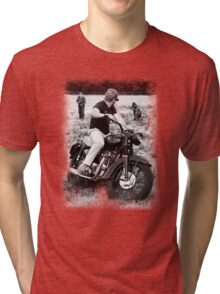 The Great Escape Tri-blend T-Shirt